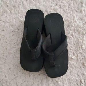 Reef Platform Flip Flop Sandals 7